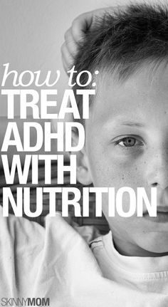 An ADHD diet can hel