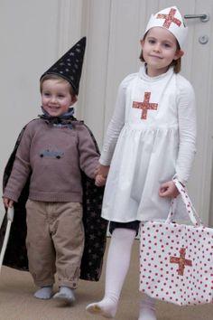 la magicien et l'infirmière