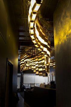 독특한 인테리어 컨셉의   세계의 21개 커피숍!!