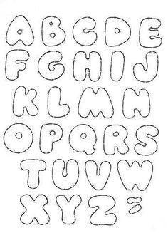 Utilizar os moldes de letras em EVA como material pedagógico para alfabetizar as crianças é sempre uma idéia inteligente, pois com essas letras nas mãos do