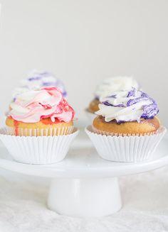 Kool-Aid Poke Cupcakes | Cookie Dough and Oven Mitt