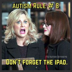 Autism rule-parks and recreation