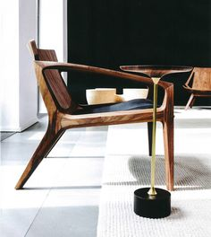 Beautiful chairs are the best way to show the depth of your design understanding. This contemporary chair just shouts out - I love design. The LINNA chair by Jader Almeida Furniture Plans, Home Furniture, Modern Furniture, Furniture Design, Cheap Furniture, Furniture Websites, Inexpensive Furniture, Antique Furniture, Furniture Assembly