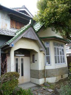昭和区東畑町1丁目の洋館付き住宅  yutaの散策ブログ