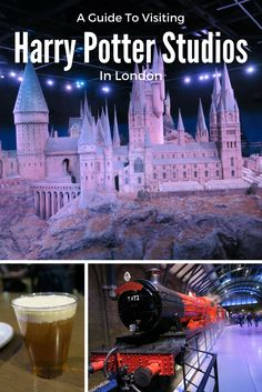 A guide to the Harry Potter Studios in London.
