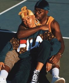 on the gram. This is black love that I'm tryna have you get me? Black Love Couples, Cute Couples Goals, Couple Goals, Dope Couples, Relationship Goals Pictures, Couple Relationship, Relationships, Mode Old School, Couple Noir