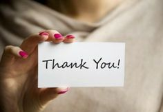 A Special Thank You To Our Good Living Warehouse Customers