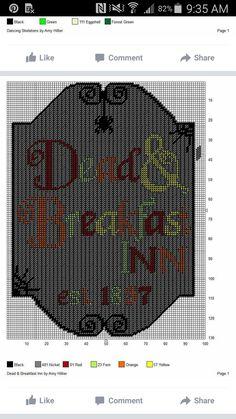 DEAD & BREAKFAST INN by AMY HILLIER