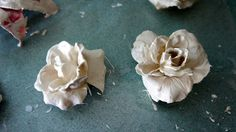 Beautiful and Easy DIY Plaster Dipped Dollar Store Flowers – Diy Flower 2020 Silk Plaster, Plaster Of Paris, Plaster Art, Faux Flowers, Diy Flowers, Paper Flowers, Plaster Crafts, Stuck, Diy Arts And Crafts