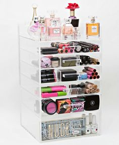 Makeup Organizer 7 Tier Cosmetic Storage by MakeupOrganizer