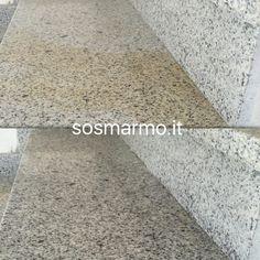 Rimuovere la ruggine da marmo, granito e ogni altro tipo di superficie per noi è semplice come prevenire lo stesso problema...
