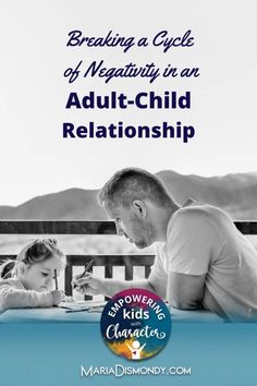 Breaking a Cycle of Negativity in an Adult-Child Relationship. Whether we are a parent, teacher, grandparent, caregiver, or guardian, most adults have a close relationship with a child at some point. #AdultChildRelationship #Parenting #BreakingNegativity #Breaking a Cycle of Negativity in an Adult-Child Relationship. Whether we are a parent, teacher, grandparent, caregiver, or guardian, most adults have a close relationship with a child at some point. #AdultChildRelationship #Parenting… Kid Character, Character Education, Loveless Marriage, Selfless Love, Kids Labels, First Relationship, The Ugly Truth, Conflict Resolution, Grandparent