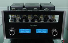 McIntosh Amplifiers   McIntosh MC2102 Power Amplifier (Tubes) Photo