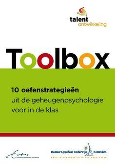 Geweldig boek over hoe je leerstrategieen kunt toepassen in het onderwijs. Visible Learning, Data, Tool Box, Teacher Stuff, Coaching, School, Training, Dopp Kit, Toolbox