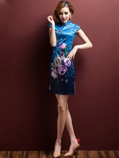 Discover Chinese dress, chinese qipao, traditional Chinese  dress, Orient Dress, cheongsam, Qipao at cozyladywear.com