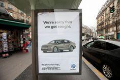 2015 -- Fake volkswagen ad