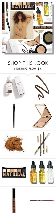 """""""Earthly Beauty"""" by chocolate-addicted-angel ❤ liked on Polyvore featuring beauty, Herbivore, Lancôme, Napoleon Perdis, NYX, Bobbi Brown Cosmetics and Lord & Berry"""