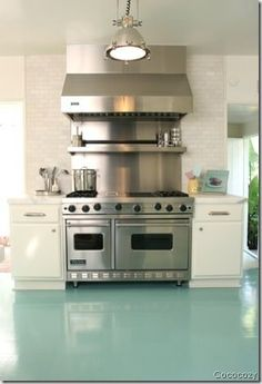 Hello Mr. Stove, I love you. Will you come and live in my kitchen forever?