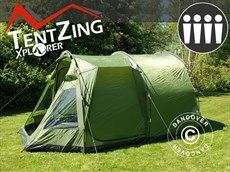 Camping tent, TentZing Explorer family, 4 persons