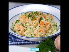 Make A Stress-Free Dinner With This Quick-And-Easy Garlic Butter Shrimp And Rice Recipe - NewsLinQ