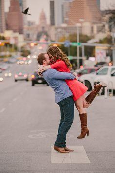 A South Congress Engagement Session | Rianne & Brad | PhotoHouse Films | Austin Wedding Photographer » Photohouse Films