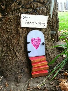 Fairy Garden I could make this