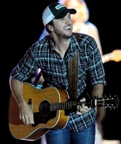Luke Bryan has to be the sexiest man alive. Rocked his ass off tonight!!!!  <3