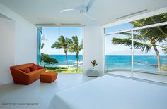 Makena home with Bauhaus inspired architecture