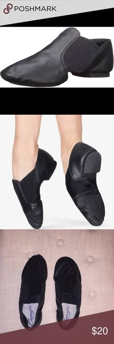 082784f43c3 Capezio Dance Jazz Shoes 10.5 M Gently worn. Bought these for a class I  never
