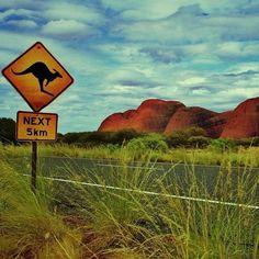 Somewhere in Australia....