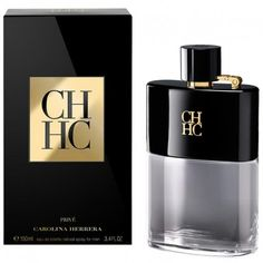 e74ef0ebe8841 Carolina Herrera CH Men Prive edt 150 ml spray - Perfumeria Ana · Carolina  Herrera 212Perfume ...
