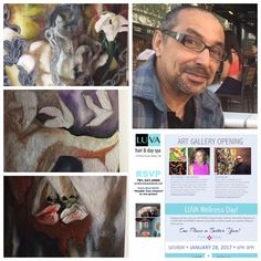 Meet the artist Josias Monteiro  Born on Vitória, a small island on the southeastern coast of Brazil, Josias Monteiro started drawing and painting at age 4. Never attending art school, he relied on his natural talent and keen eye for detail to create his art. As his skills developed and his work became more complex, he moved toward a surrealistic approach. The colors he uses represent the spirituality of life and the abstract forms he uses mimic the complex viewpoints of the situation…