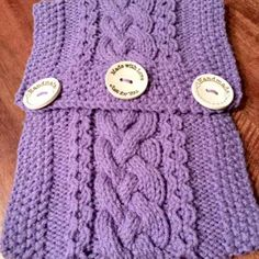 Creative Cabled Cowl