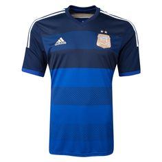 Adidas Argentina Away Jersey 2014/15