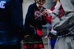 Here's Part Two of Street Style From Prague Fashion Week