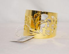 Women's Accessories, Plating, Bangles, Mugs, Yellow, Metal, Tableware, Gold, Bracelets