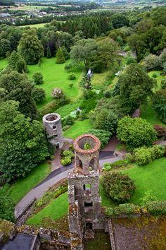 Blarney Castle Tower - Ireland