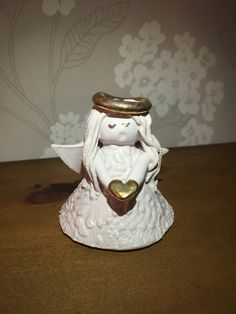 Pottery angel by PennyCottagePottery on Etsy