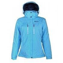 Hele mooie blauwe winterjas voor dames van hoge kwaliteit! Naastdat de winterjas voor dames heerlijk zit, heeft de jas getapete naden, is lekker warm, wanddicht en waterdicht!  Hierdoor is het mogelijk de jas ook te gebruiken voor de wintersport. http://www.bjornson.nl/winterjas-dames-blauw-inga.html