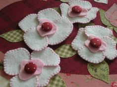 vintage valentine quilt pattern kit - Google Search