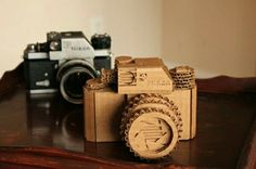 Cardboard Camera Designs By Packhelp
