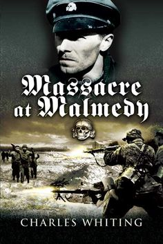 Massacre at Malmedy - #BattleOfTheBulge #WW2