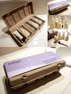 Eco friendly personal care #packaging PD
