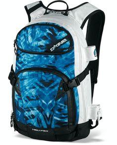 Dakine Backpacks : Elias Elhardt Team Heli Pro 20L