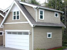Future investment - A 20' x 23' detached garage with upstairs living space.