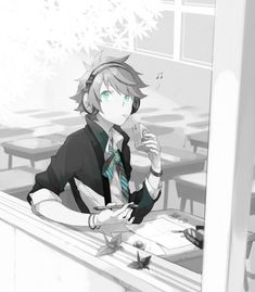 Image about boy in Anime and Manga by Daisy on We Heart It Manga Anime, Gato Anime, Manga Boy, Fanarts Anime, Hot Anime Boy, Cute Anime Guys, Awesome Anime, Anime Love, Anime Style
