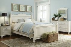 traditional bedroom Cottage Bedroom