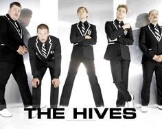 Artist • The Hives •