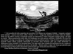 Sussurros da Noite...: Trecho do conto: 'O Barqueiro'