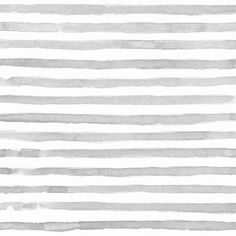 Anewall offers grey and white striped wallpaper for walls. This horizontal striped wallpaper allows for paste free application and easy removal. Striped Wallpaper For Walls, Grey And White Wallpaper, Grey Pattern Wallpaper, Watercolor Wallpaper, New Wallpaper, Wallpaper Ideas, Remove Wallpaper, Fashion Wallpaper, Watercolour Art